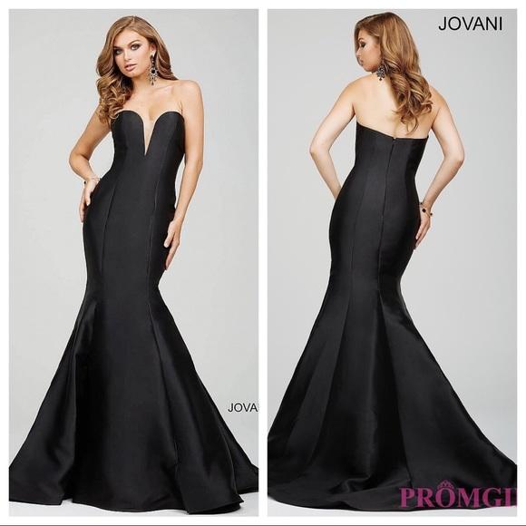 cd9df354dde2 Jovani Dresses | Nwt 31508 Blk Sz 8 | Poshmark